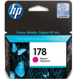 HP 178 Magenta - Cartouche d'encre HP d'origine (CB319HE)