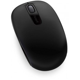 Souris Microsoft Wireless Mobile Mouse 1850 - Noir (U7Z-00004)