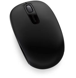 Souris Microsoft Wireless Mobile Mouse 1850 - Noir (U7Z-00004)