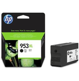 HP 953XL Noir - Cartouche d'encre grande capacité HP d'origine (L0S70AE)