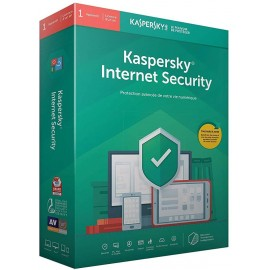 Kaspersky Internet Security 2019 - 1 Poste / 1 An / Multi Appareils