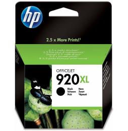 HP 920XL Noir - Cartouche d'encre grande capacité HP d'origine (CD975AE)