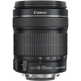 Canon objectif EF-S 18-135mm f/3.5-5.6 IS