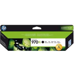 HP 970XL Noir - Cartouche d'encre grande capacité HP d'origine (CN625AE)