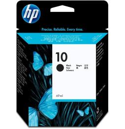 HP 10 Noir - Cartouche d'encre HP d'origine (C4844A)