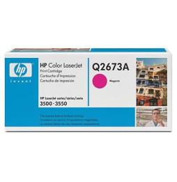 Cartouche de toner magenta HP 309A LaserJet (Q2673A)