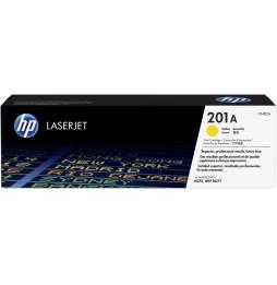 HP 201A Jaune (CF402A) - Toner HP LaserJet d'origine