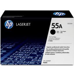 HP 55A Noir (CE255A) - Toner HP LaserJet d'origine