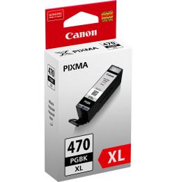 Cartouche d'encre d'origine Canon PGI-470 PGBK XL Noir pigmenté