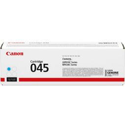 Cartouche de toner Canon Cartridge 045 Cyan - 1300 Pages (1241C002AA)