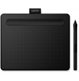 Tablette Graphique Wacom Intuos - Petite (CTL-4100K-S)
