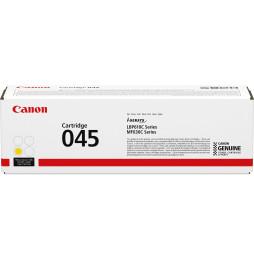 Cartouche de toner Canon Cartridge 045 Jaune - 1300 Pages (1239C002AA)