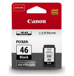Cartouche d'encre d'origine Canon PG-46 Noir (9059B001AA)