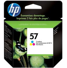 HP 57 3 couleurs - Cartouche d'encre HP d'origine (C6657AE)
