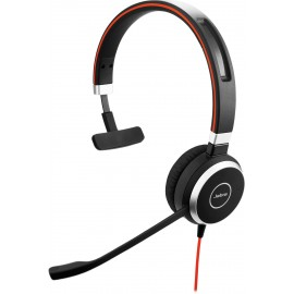 Casque-micro Jabra Evolve 40 Mono MS (6393-823-109)