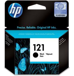 HP 121 Noir - Cartouche d'encre HP d'origine (CC640HE)