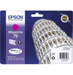 Cartouche d'encre EPSON (TOUR DE PISE) T7913 - Magenta (C13T79134010)