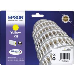 Cartouche d'encre EPSON (TOUR DE PISE) T7914 - Jaune (C13T79144010)