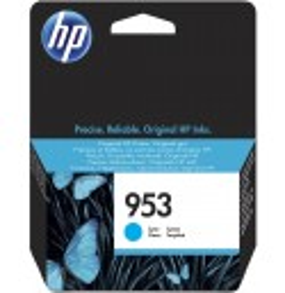 HP 953 Cyan - Cartouche d'encre HP d'origine (F6U12AE)