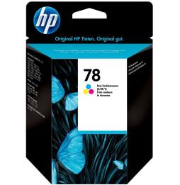 Cartouche d'impression 3 couleurs HP 78 (C6578D)