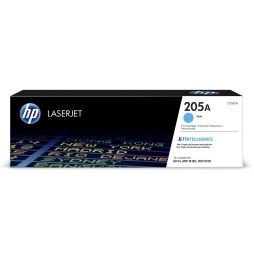 Cartouche de toner HP 205A LaserJet Cyan - Cartridge 900 (CF531A)