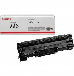 Canon 726 Noir - Toner Canon d'origine (3483B002AA)