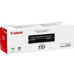 Cartouche de toner Canon Cartridge CRG-737 Noir - 2400 Pages