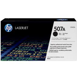 HP 507A Noir (CE400A) - Toner HP LaserJet d'origine