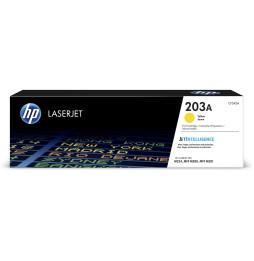 HP 203A Jaune (CF542A) - Toner HP LaserJet d'origine