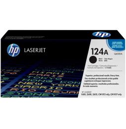 HP 124A Noir (Q6000A) - Toner HP LaserJet d'origine