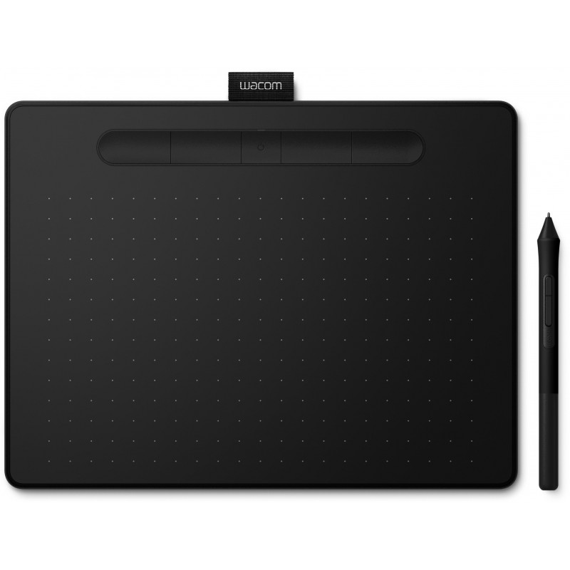 Tablette Graphique Wacom Intuos - Moyenne (CTL-6100WLK-S)