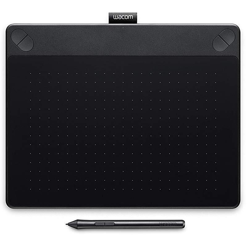 Tablette Graphique Wacom Intuos 3D - Moyenne (CTH-690TK-N)