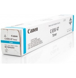Canon C-EXV 47 Cyan - Toner Canon d'origine (8517B002AA)