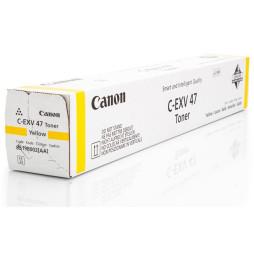 Canon C-EXV 47 Jaune - Toner Canon d'origine (8519B002AA)