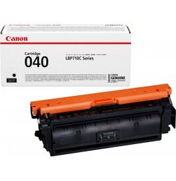 Canon 040 Noir - Toner Canon d'origine (0460C001AA)