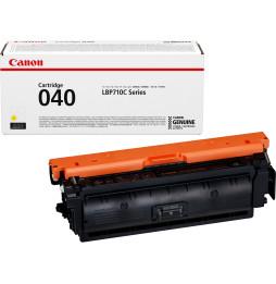 Canon 040 Jaune - Toner Canon d'origine (0454C001AA)