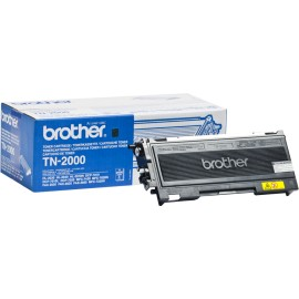 Brother TN-2000 Noir - Toner Brother d'origine (TN2000)