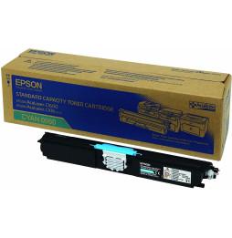 Toner Epson Cyan Capacité Standard (1 600 pages) (C13S050560)