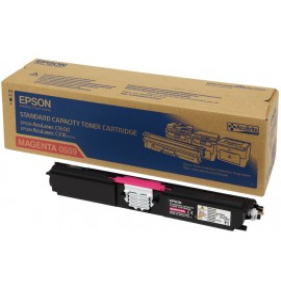 Toner Epson Magenta Capacité Standard (1 600 pages) (C13S050559)