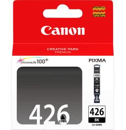 Canon CLI-426BK Noir - Cartouche d'encre Canon d'origine (4556B001AA)
