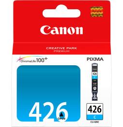 Canon CLI-426C Cyan - Cartouche d'encre Canon d'origine (4557B001AA)