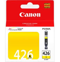 Canon CLI-426Y Jaune - Cartouche d'encre Canon d'origine (4559B001AA)