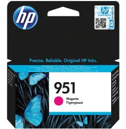 HP 951 Magenta - Cartouche d'encre HP d'origine (CN051AE)
