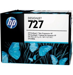 Tête d'impression HP 727 Designjet (B3P06A)