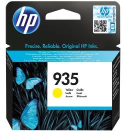 HP 935 Jaune - Cartouche d'encre HP d'origine (C2P22AE)