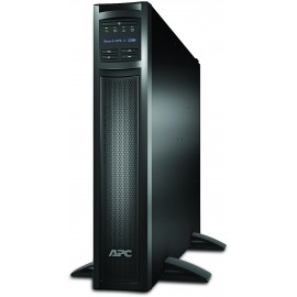 Onduleur Line-interactive APC 2200VA Smart-UPS X - Rack/Tower (SMX2200RMHV2U)