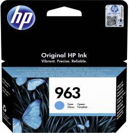 HP 963 Cyan - Cartouche d'encre HP (3JA23AE)