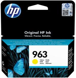 HP 963 Jaune - Cartouche d'encre HP (3JA25AE)