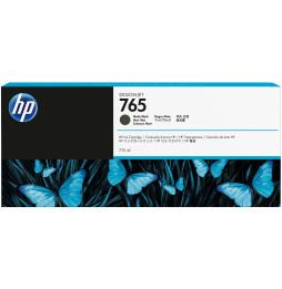 HP 765 Noir Mate - Cartouche d'encre HP d'origine (F9J55A)