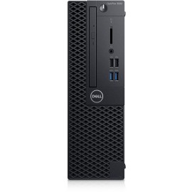 Ordinateur de bureau Dell OptiPlex 3060 Compact (N015O3060SFF)